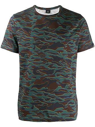 Paul Smith camouflage T-shirt - Verde