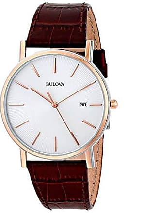 Bulova Relógio Masculino Bulova Slim Wb21150b - Prata