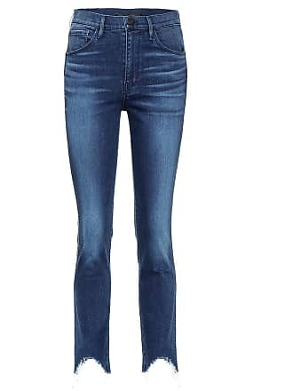 3x1 W3 Authentic straight jeans