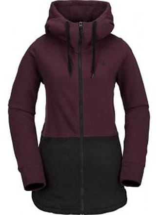 Volcom Womens Winrose Fleece Jacket