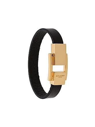 Saint Laurent classic bracelet - Black