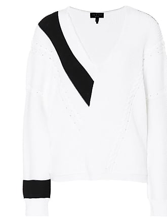 Rag & Bone Cricket V-neck cotton sweater