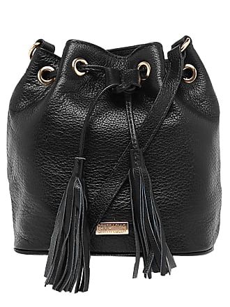 Santa Lolla Bolsa Santa Lolla Floater New Camel Preto