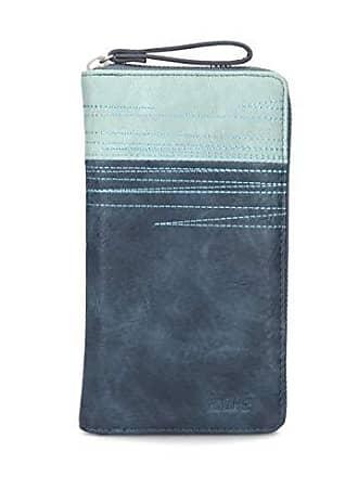 7da8d87fd1509f zwei Geldbeutel Portemonnaie Geldbörse Cherie CH2-z Kunstleder, Farben  Taschen:Petrol