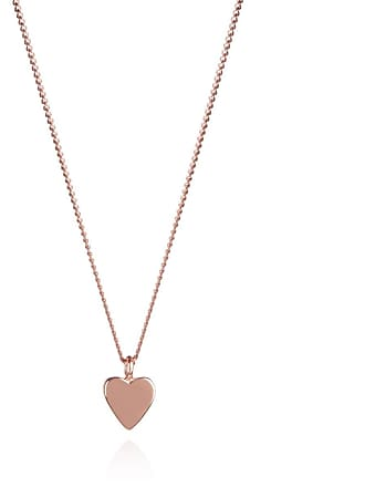 Buff Rose Gold Plated This Little Heart Of Mine Necklace