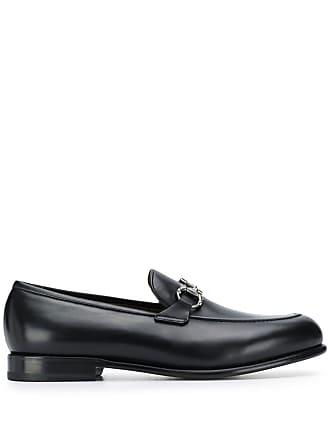 Salvatore Ferragamo Astley loafers - Black