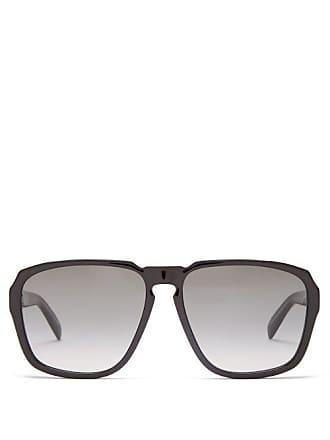 a8b50bf5ab20e Givenchy Square Frame Acetate Sunglasses - Womens - Black