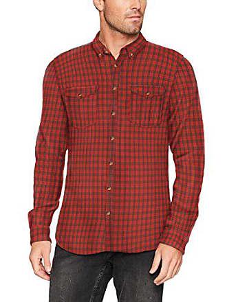 1a9677536b Camisas De Cuadros Rojo  Compra hasta −40%