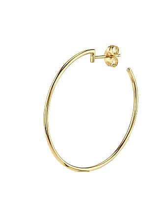 The Last Line Perfect Gold Hoop
