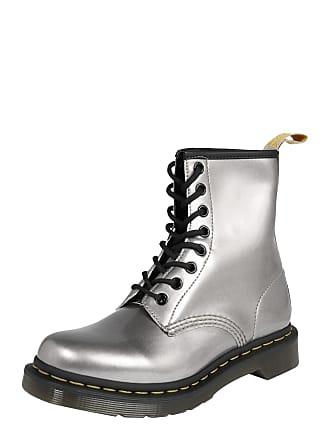 2a6232713b9 Dr. Martens Veterlaarzen 8 Eye Boot 1460 Vegan zilver