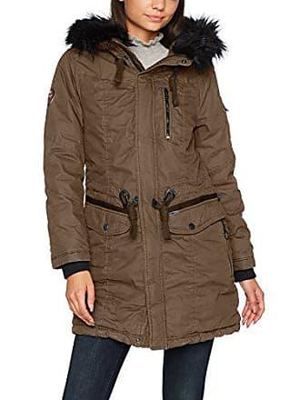 Khujo damen mantel loipe 2