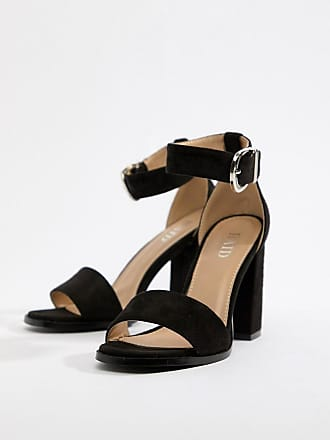 011e73f148d6c Raid Fleur black block heeled sandals - Black