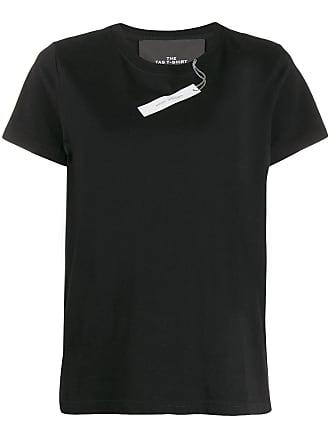 Marc Jacobs basic T-shirt - Preto