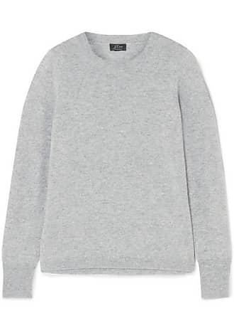 J.crew Layla Cashmere Sweater - Gray