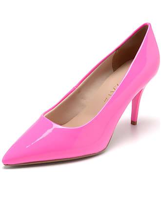 Zatz Scarpin Zatz Verniz Pink