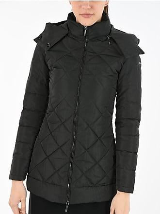 Armani JEANS hooded quilted jacket Größe 34