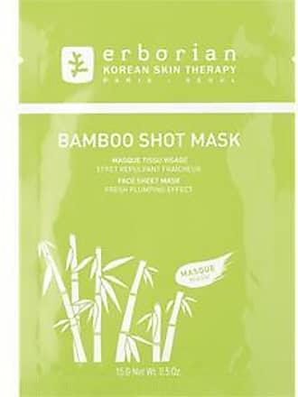 Erborian Boost Feuchtigkeit & Kontrolle Bamboo Shot Mask 15 g