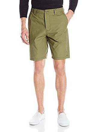 3532621442 O'Neill Mens 20 Inch Outseam Classic Walk Short, Olive/Contact 1,