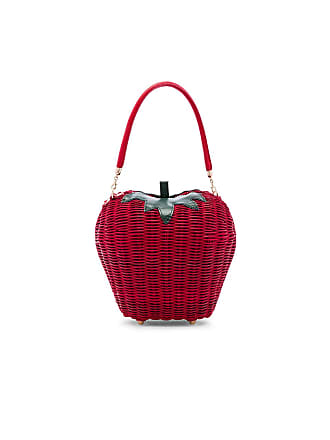 House Of Harlow X REVOLVE Rouge Basket Bag in Red
