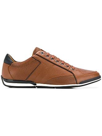 HUGO BOSS low-top sneakers - Brown