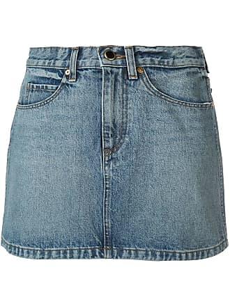 Khaite Saia jeans The Dolly - Azul