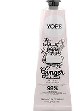 Yope Care Hand care Ginger & Sandalwood Natural Hand Cream 100 ml