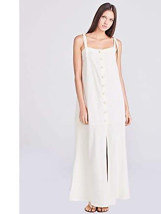 Triya Vestido Thani Off White-P