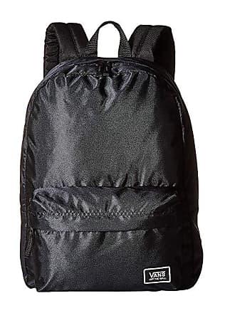 39f1a4b88ad622 Vans Deana III Backpack (Black Shine) Backpack Bags