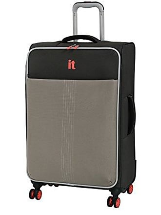 IT Luggage 27.4 Filament 8-Wheel Spinner, Grey Rhapsody