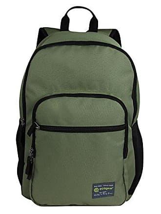 ecogear Laptop Dhole Backpack, Olive Green, One Size