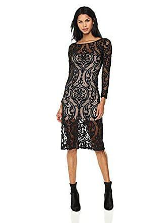 Only Hearts Womens Frida Long Shift Dress, Black Large