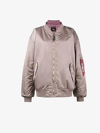 VETEMENTS Alpha Industries reversible bomber jacket