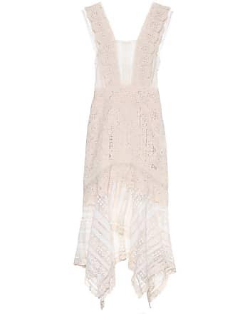 Jonathan Simkhai Crocheted cotton dress