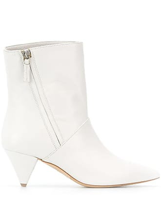 The Seller pointed ankle boots - Branco
