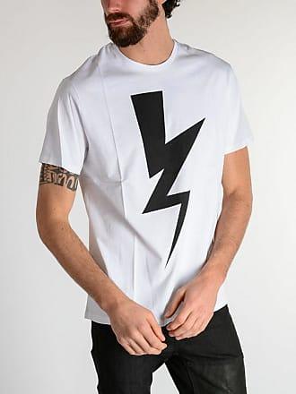 Neil Barrett Jersey THUNDERBOLT T-shirt size Xxl