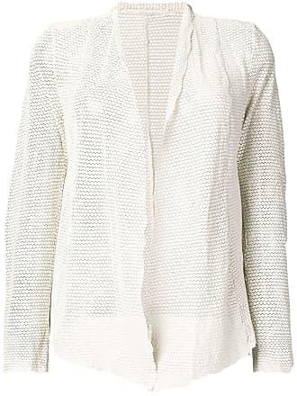Salvatore Santoro open front blazer - Branco