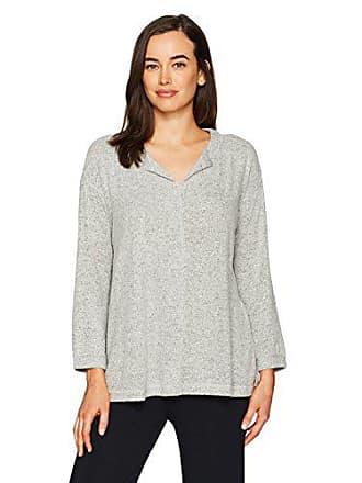 a98ecc7f84fc Karen Neuburger Womens Long Sleeve Top Pajama Shirt Pj