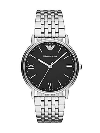 Emporio Armani Relógio Empório Armani Masculino Kappa Prata Ar11152/1kn