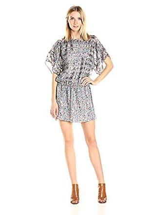 Joie Womens Sofinne Metallic Dress, Dusty Mink, M