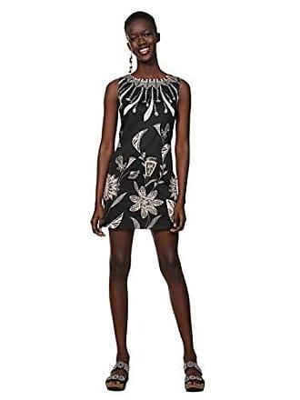 6e4bbf2befb Desigual Kleid Dress Sleeveless Kira Woman Black
