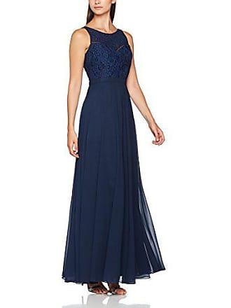 Laona kleider blau lang