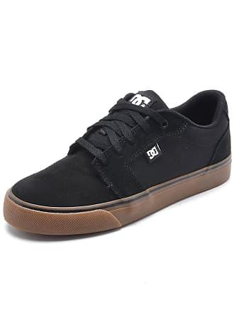 DC Tênis DC Shoes Anvil La Preto