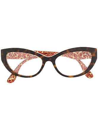 Dolce & Gabbana Eyewear Óculos tartaruga - Marrom