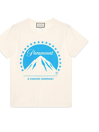 535e96641fef1 Gucci T-shirt oversize con logo Paramount