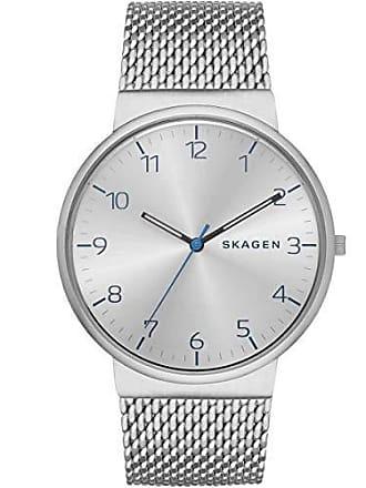 Skagen Relógio Masculino Skagen Skw6163/Z 40mm Prata