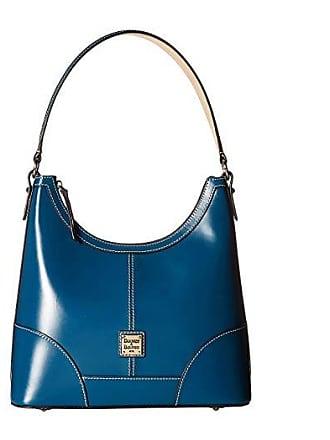 Dooney & Bourke Selleria Hobo (Airforce/Airforce Trim) Hobo Handbags