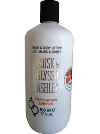 Alyssa Ashley Musk Hand & Body Lotion Triple Action Complex 500 ml