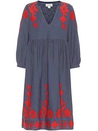 Velvet Jora cotton and linen dress