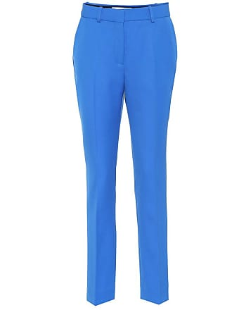 Victoria Beckham Wool straight-leg pants