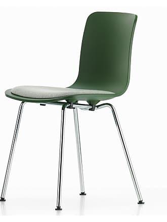 Vitra HAL Chair Ivy Hopsak Fabric & Chrome